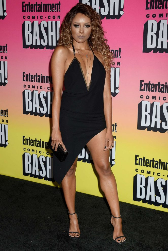 Kat Graham - Entertainment Weekly Annual Comic-Con Party 2016 in San Diego