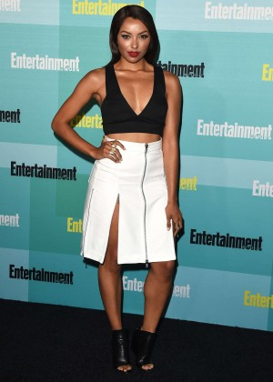 Kat Graham - Entertainment Weekly Party at Comic-Con in San Diego