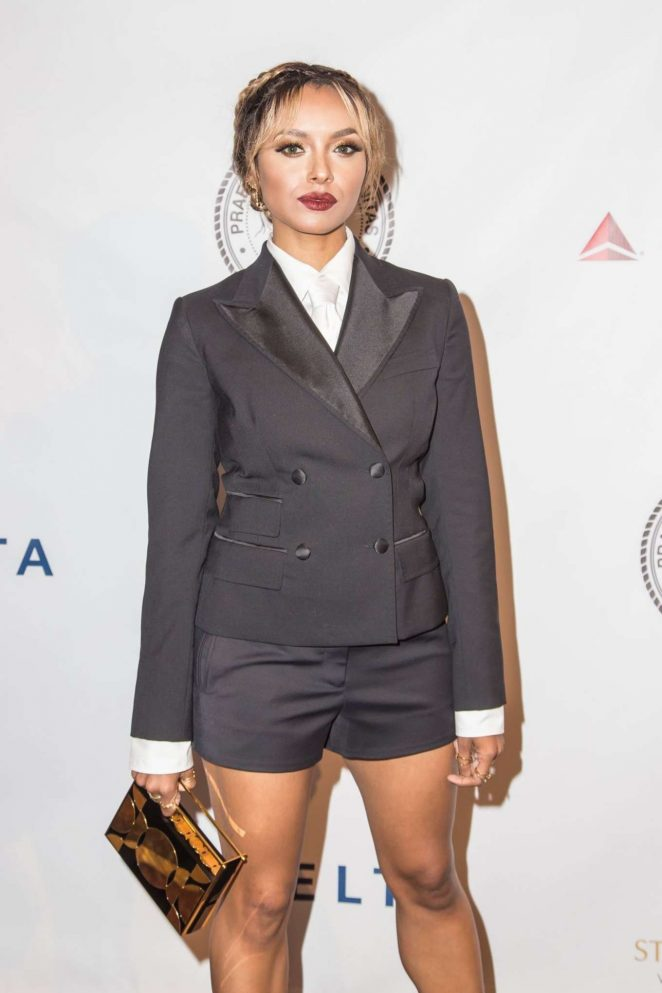 Kat Graham - Friars Club honors Tony Bennett with Entertainment Icon Award in NYC
