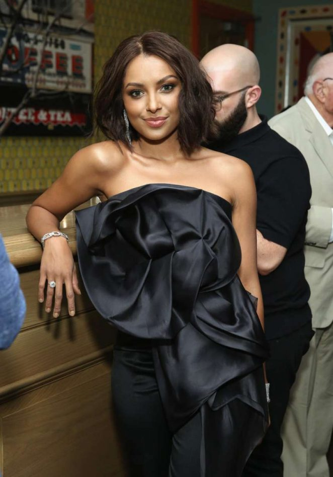 Kat Graham - 'How It Ends' Screening in NYC