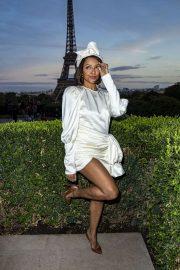 Kat Graham - L'Oreal Paris Fashion Show SS 2020 at Paris Fashion Week