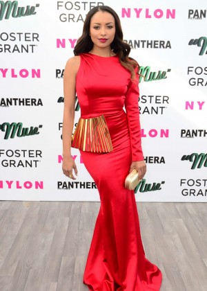 Kat Graham - NYLON 'Muse' Magazine Party in Cannes