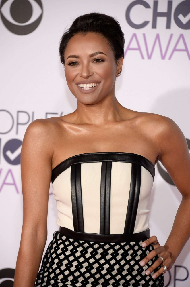 Kat Graham - People's Choice Awards 2016 in Los Angeles