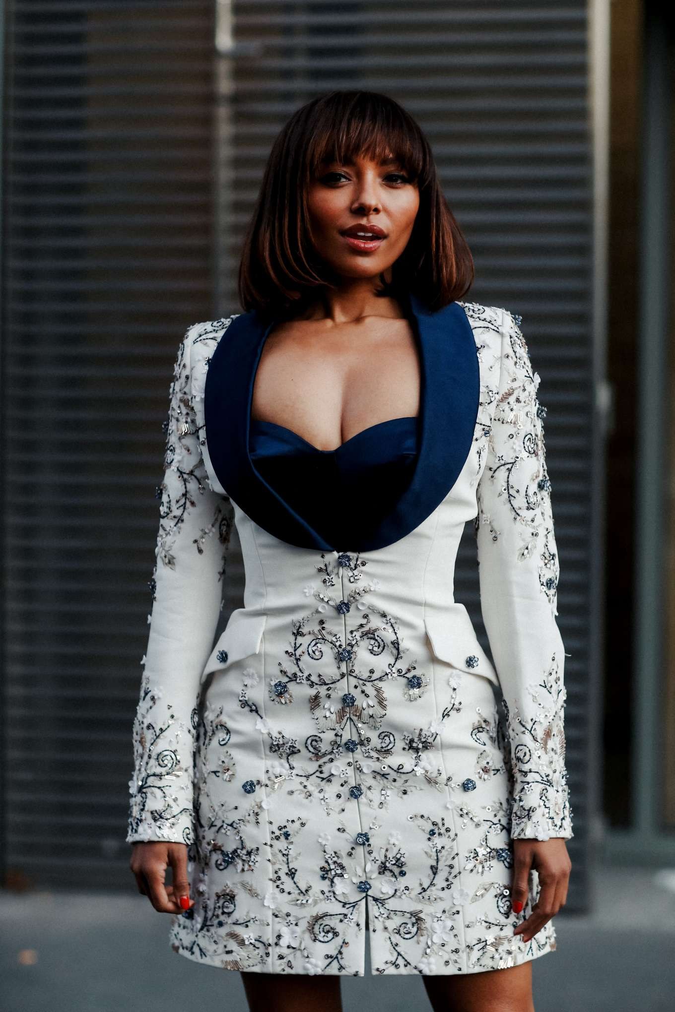 Kat Graham - Ralph and Russo Fashion Show in Paris