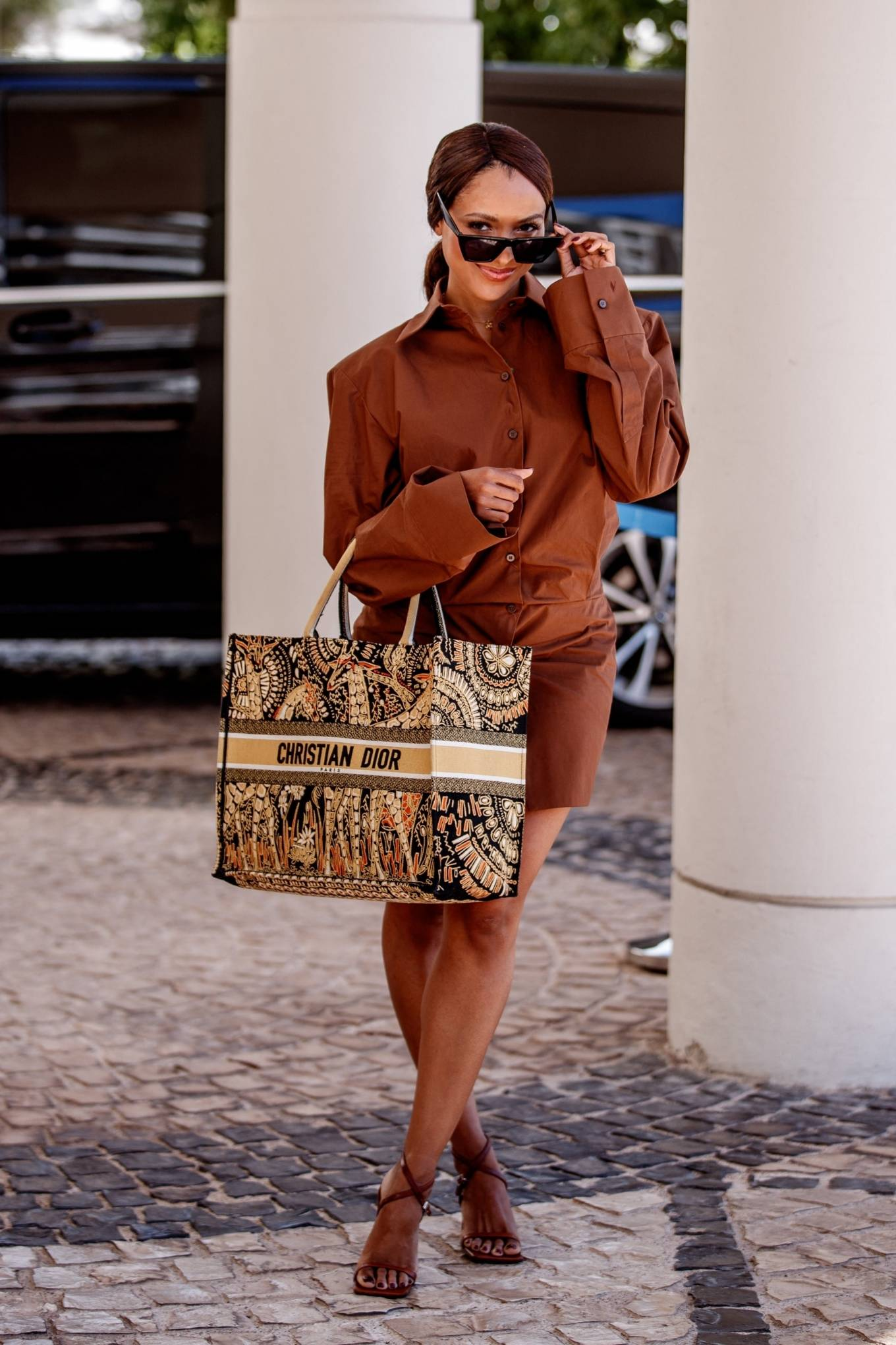 Kat Graham 2021 : Kat Graham – Spotted during the 74th Cannes Film Festival in Cannes-13