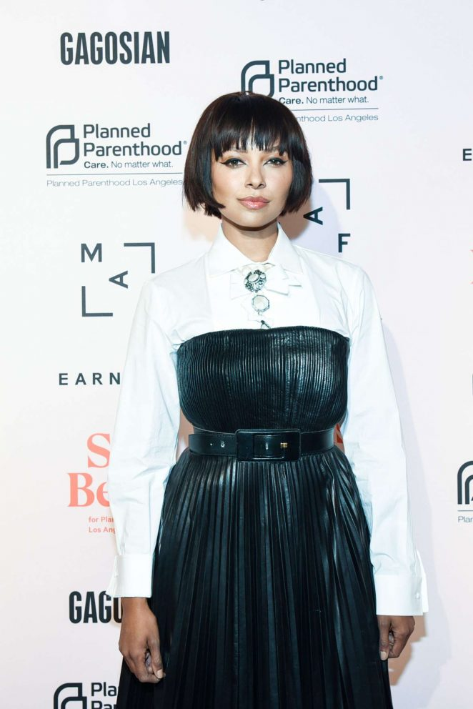 Kat Graham - The Sexy Beast Gala A Benefit For Planned Parenthood LA in Los Angeles