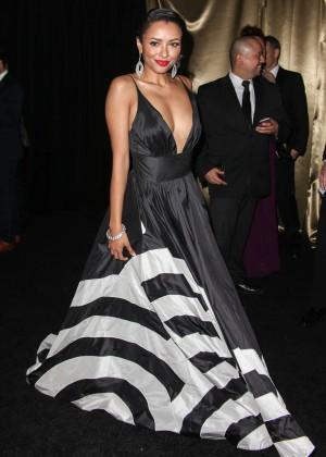 Kat Graham - Weinstein Company and Netflix 2016 Golden Globes After Party in LA