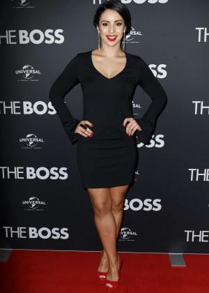Kat Hoyos - 'The Boss' Premiere in Sydney