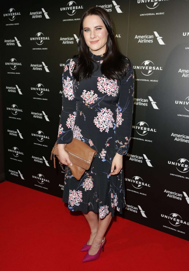 Kat Shoob: 2017 BRIT Awards Universal Music Pre-Party -04