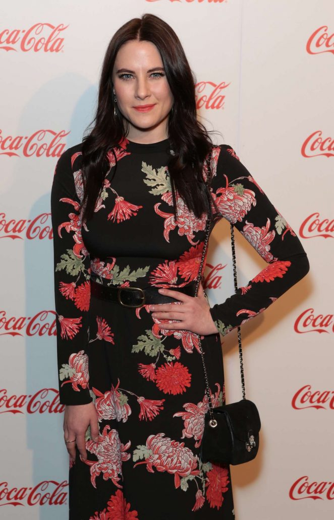 Kat Shoob - Coca-Cola Summer party in London