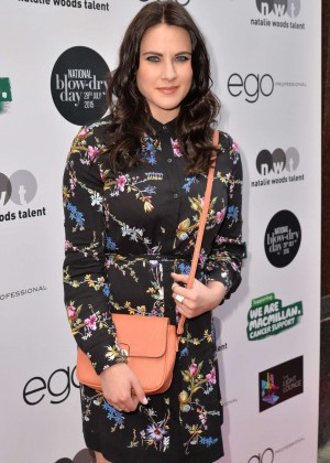 Kat Shoob - Ego Professional x Macmillan Cancer Party in London