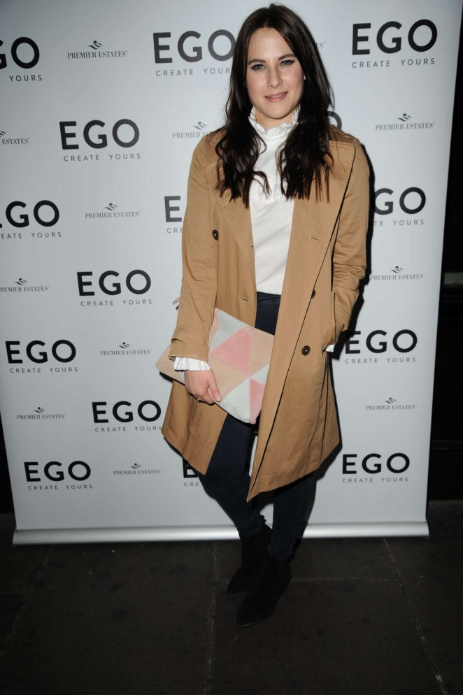 Kat Shoob - Shoe brand Ego's 1st Birthday in London