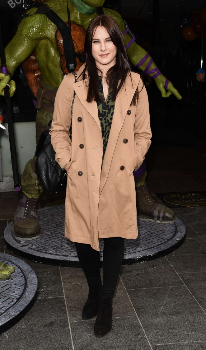 Kat Shoob - 'Teenage Mutant Ninja Turtles' VIP Screening in London