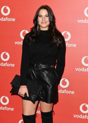 Kat Shoob - Vodafone Passes launch in London