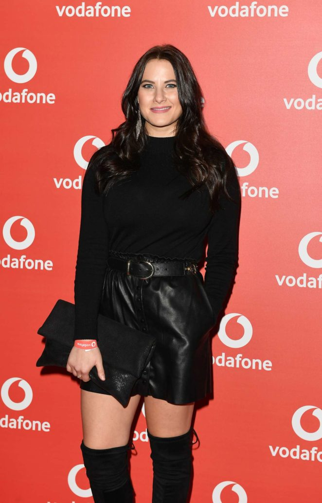 Kat Shoob - Vodafone Passes launch in London
