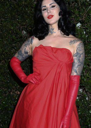 Kat Von D - Farm Sanctuary's 30th Anniversary Gala in LA