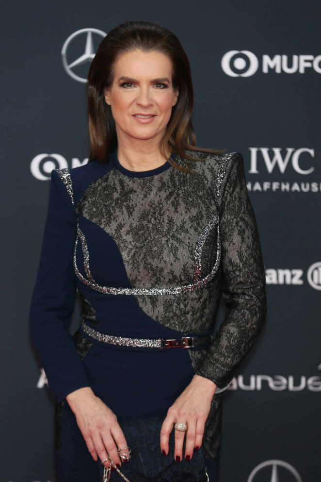Katarina Witt - 2018 Laureus World Sports Awards in Monte Carlo