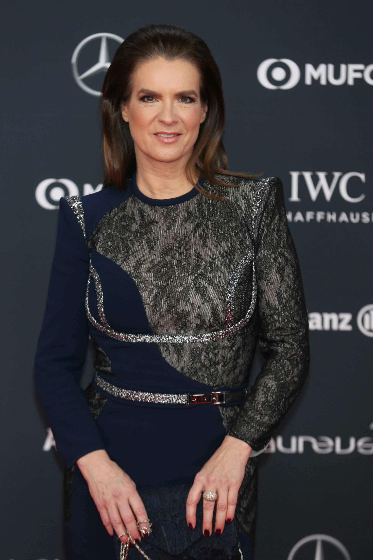 Katarina Witt - 2018 Laureus World Sports Awards in Monte