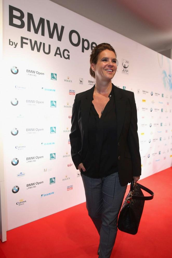 Katarina Witt - Iphitus Tennis Club 100 Anniversary in Munich