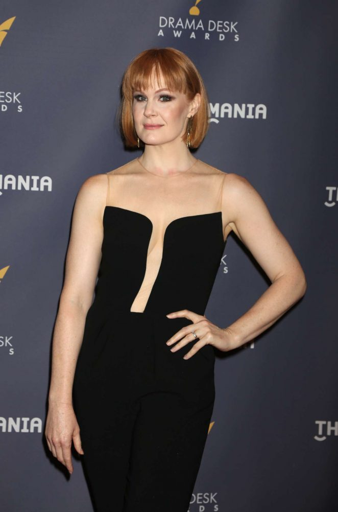 Kate Baldwin - 2017 Drama Desk Awards in New York