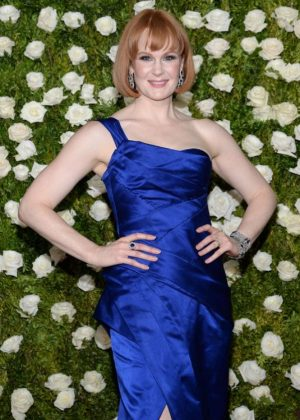 Kate Baldwin - 2017 Tony Awards in New York City