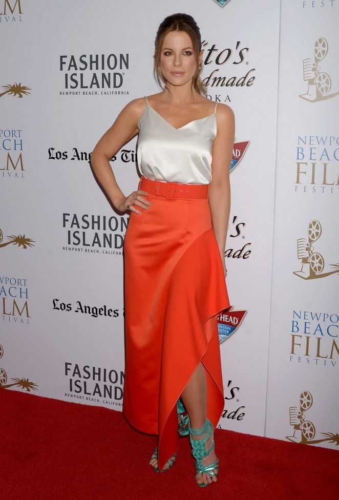Kate Beckinsale - 2016 Newport Beach Film Festival in Newport Beach