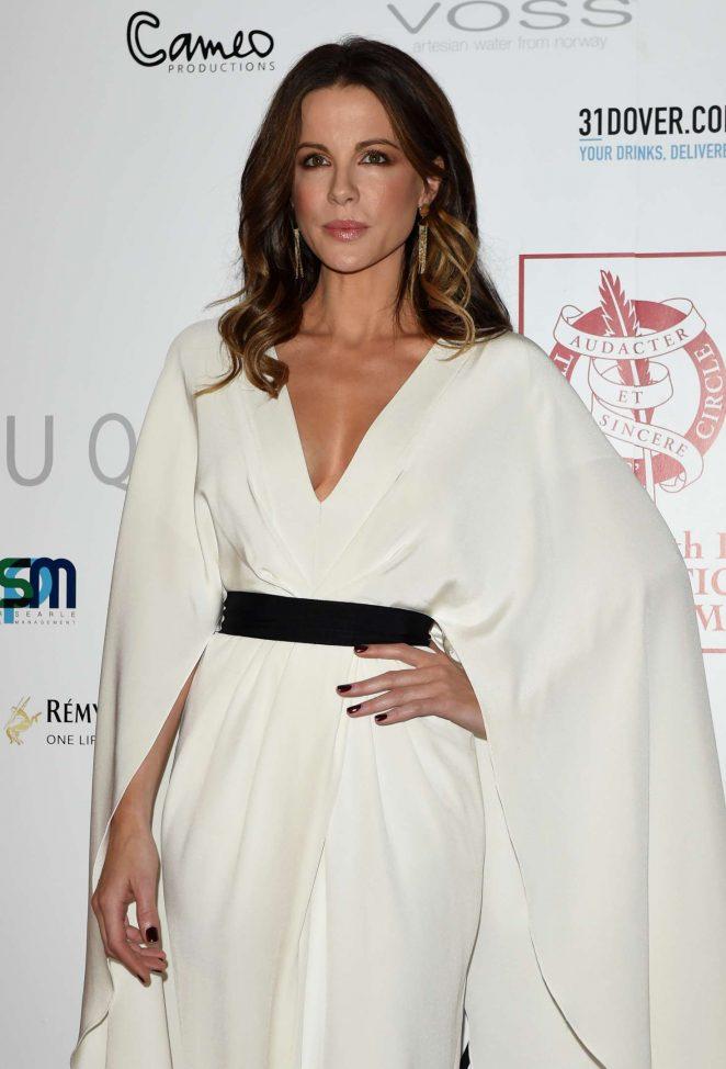 Kate Beckinsale - 2017 Critics' Circle Film Awards in London
