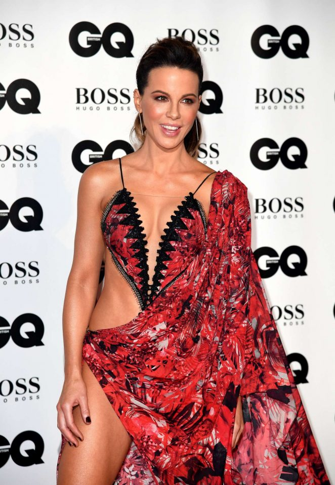 Kate Beckinsale - 2018 GQ Men of the Year Awards in London