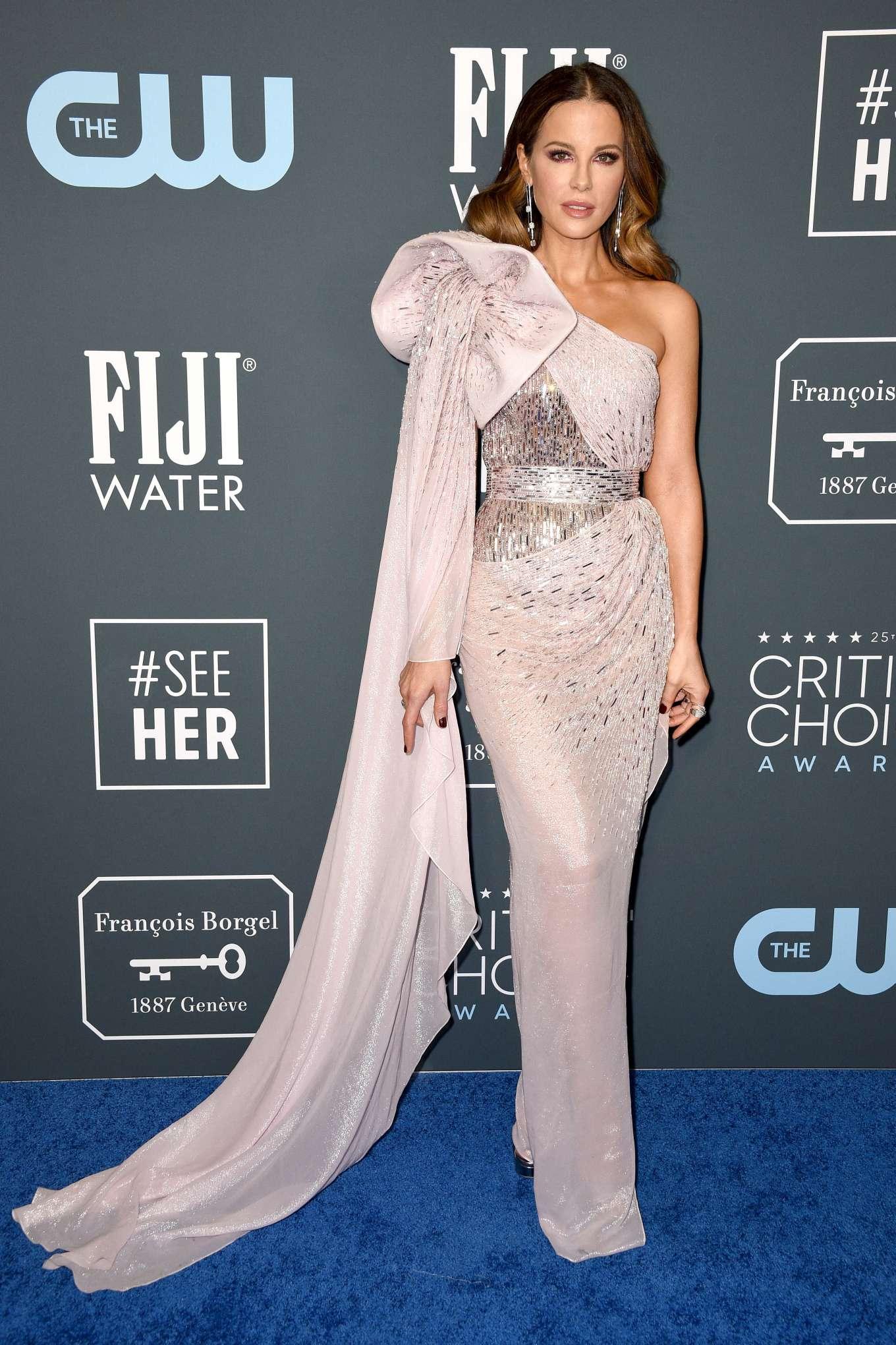 Kate Beckinsale - 2020 Critics Choice Awards in Santa Monica