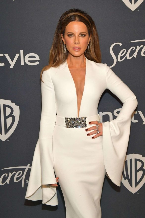 Kate Beckinsale - 2020 InStyle and Warner Bros Golden Globes Party in Beverly Hills