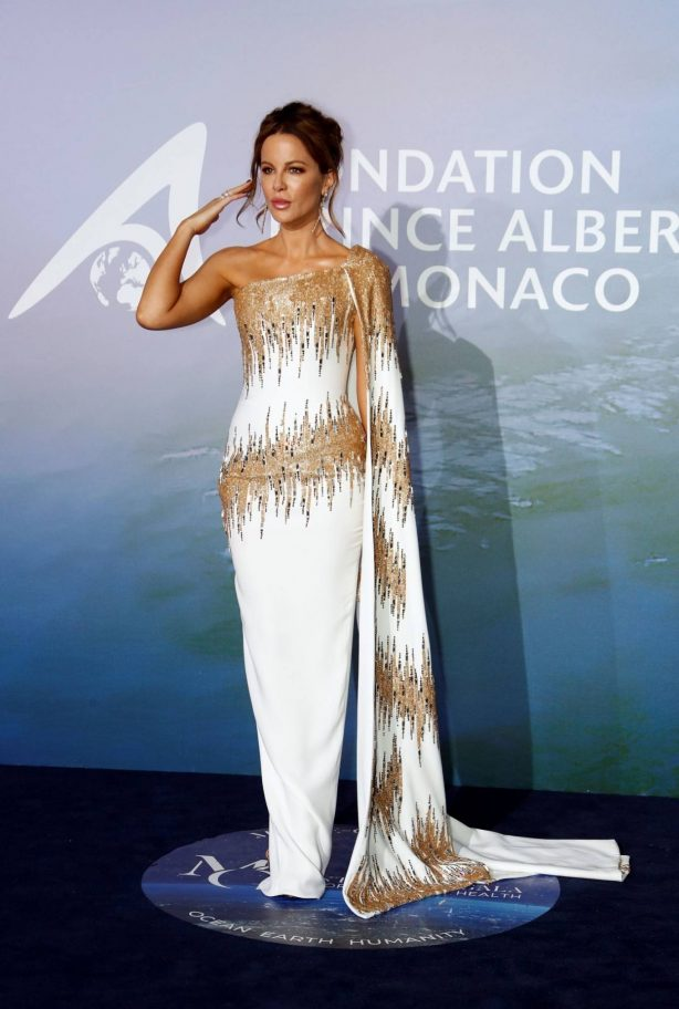 Kate Beckinsale - 2020 Monte-Carlo Gala For Planetary Health