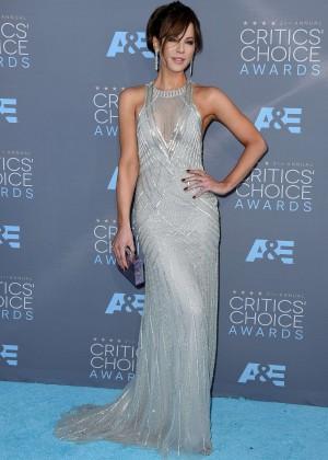 Kate Beckinsale - 2016 Critics' Choice Awards in Santa Monica