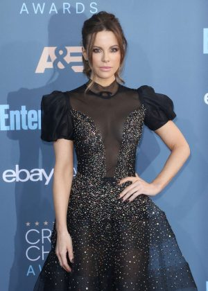 Kate Beckinsale - 22nd Annual Critics' Choice Awards in Los Angeles