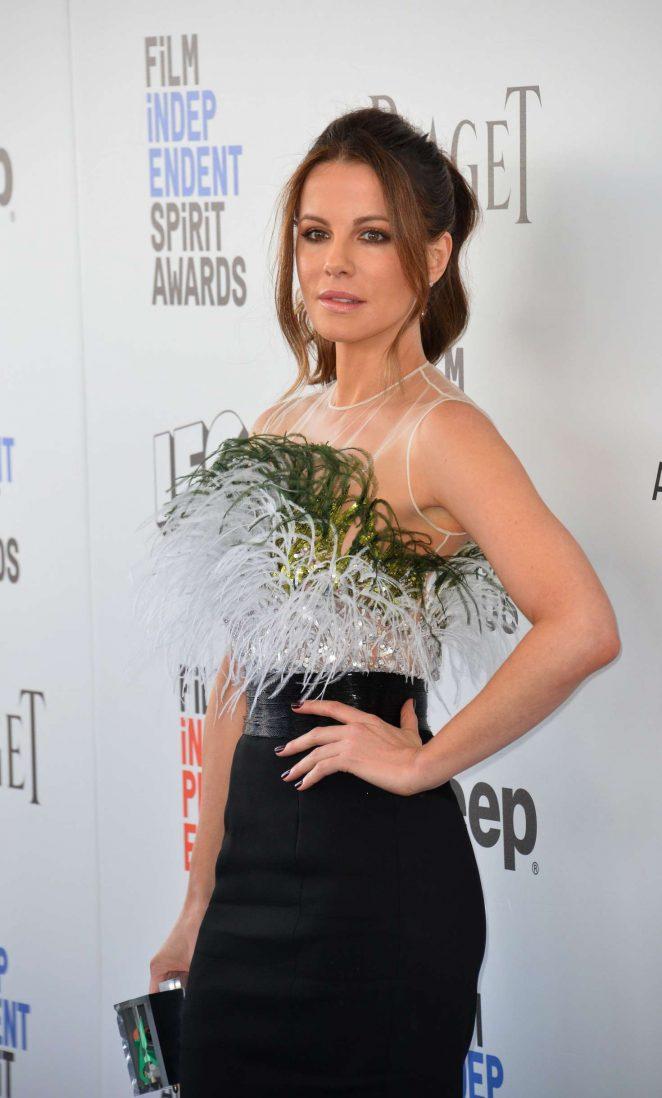 Kate Beckinsale - 32nd Film Independent Spirit Awards in Santa Monica