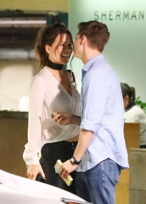 Kate Beckinsale and boyfriend Matt Rife out in Los Angeles