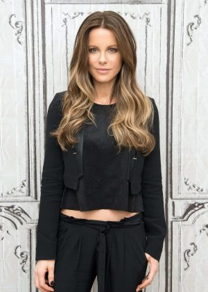 Kate Beckinsale - AOL Build Speaker Series in New York City