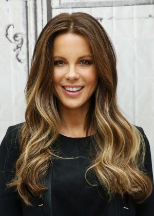 Kate Beckinsale – AOL Build Speaker Series in New York City