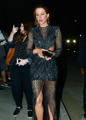 Kate Beckinsale - Arriving at Porter's 3rd Annual Incredible Women Gala in LA