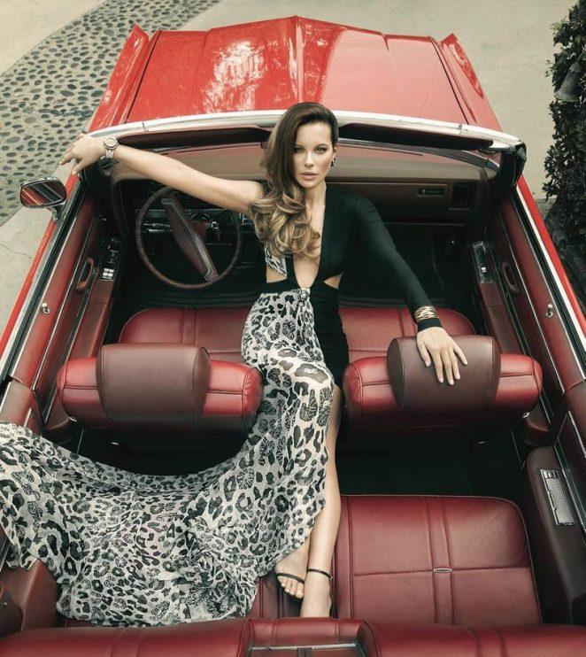 Kate Beckinsale - AS IF Magazine (Summer 2016)