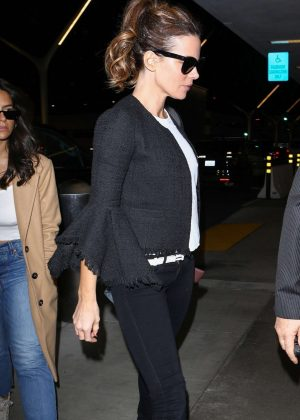 Kate Beckinsale at 'Blind Dragon' Nightclub in Los Angeles