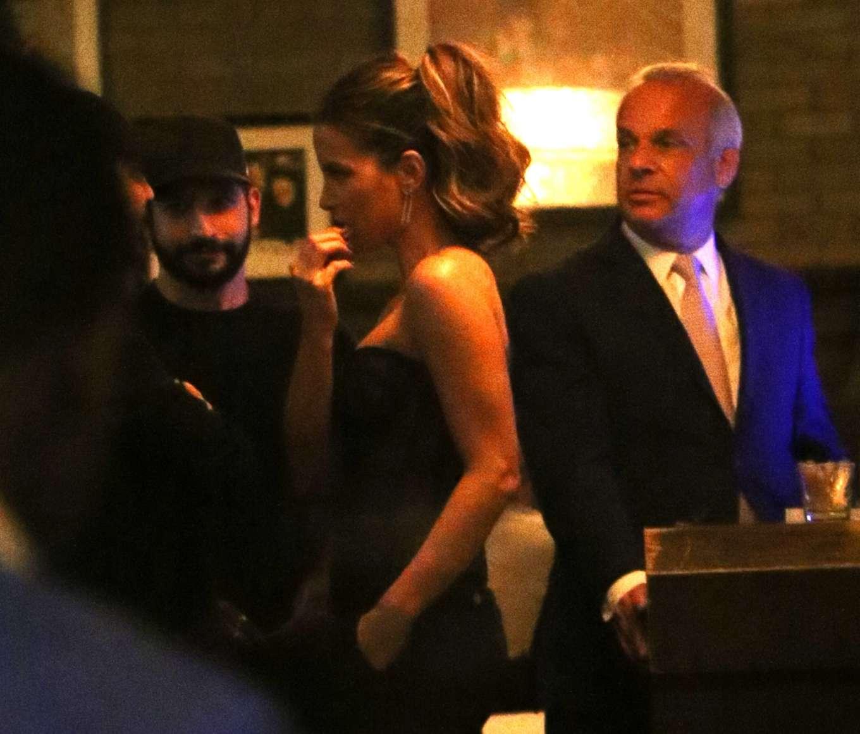 Kate Beckinsale 2019 : Kate Beckinsale at Craigs Restaurant in West Hollywood-01