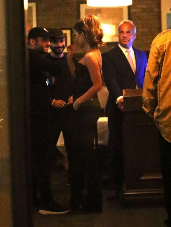Kate Beckinsale 2019 : Kate Beckinsale at Craigs Restaurant in West Hollywood-10