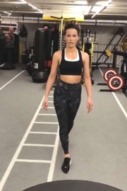 Kate Beckinsale at the gym - Personal Pics