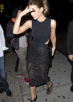 Kate Beckinsale at The Nice Guy in West Hollywood