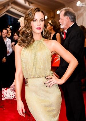 Kate Beckinsale - 2015 Costume Institute Gala in NYC