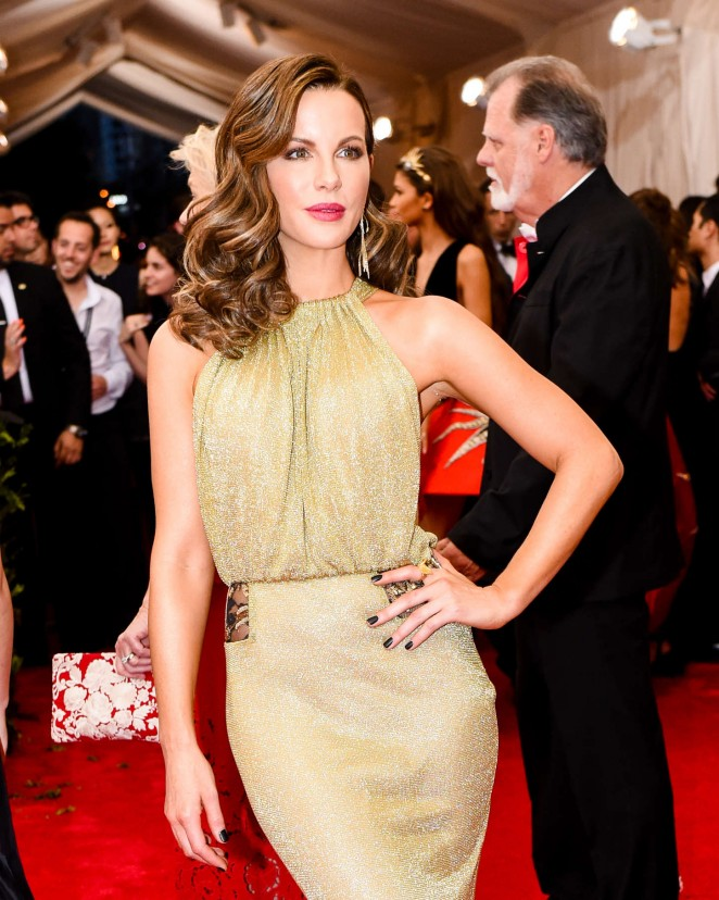 Kate Beckinsale – 'China: Through The Looking Glass' Costume Institute Benefit Gala in NYC
