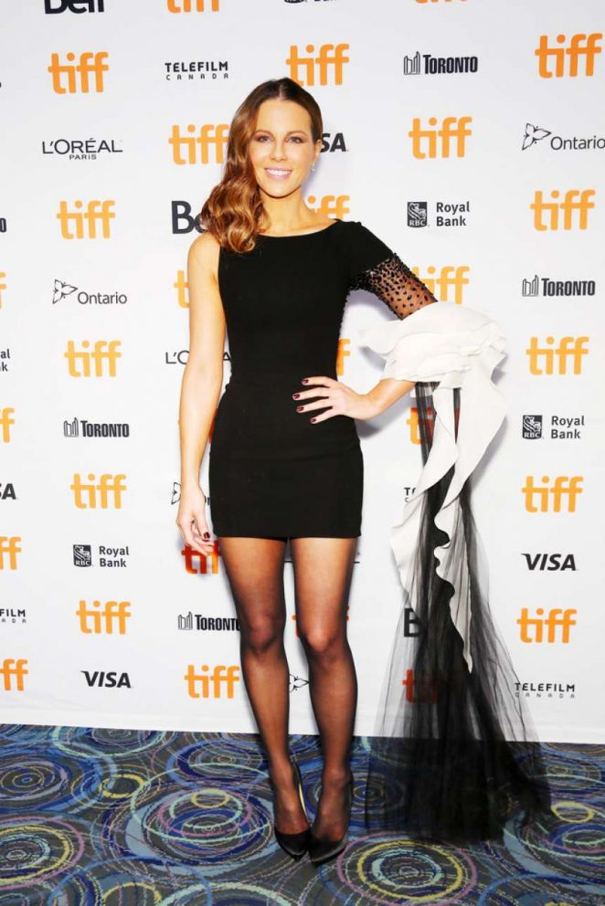 Kate Beckinsale – 'Farming' Premiere – 2018 Toronto International Film Festival