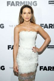 Kate Beckinsale - 'Farming' Screening in New York