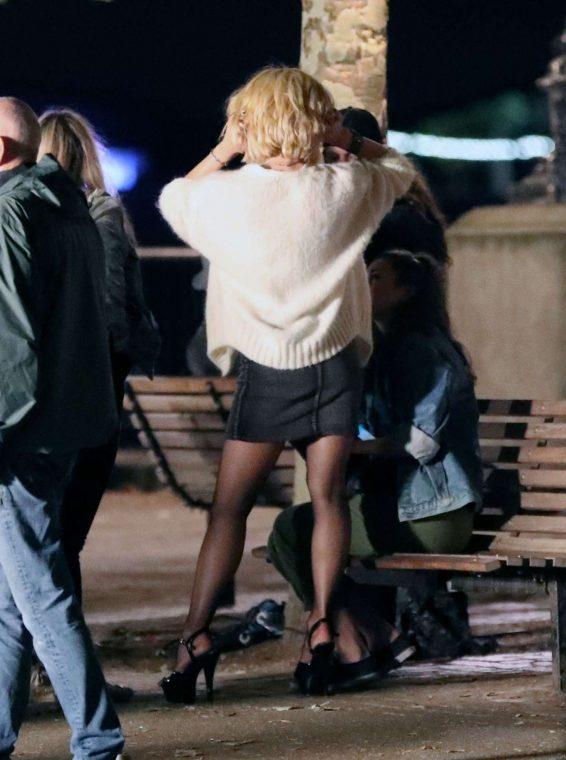 Kate Beckinsale 2019 : Kate Beckinsale – Filming upcoming action film Jolt in London-01
