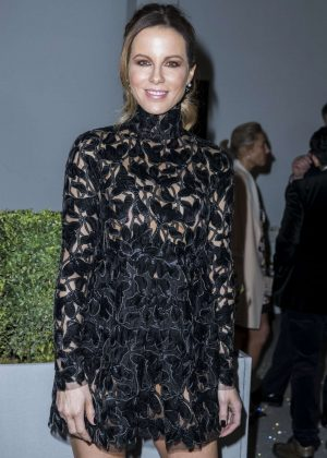 Kate Beckinsale – Giambattista Valli Haute Couture Show in Paris
